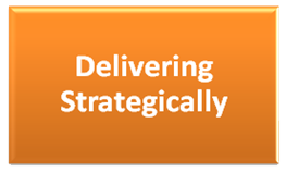 Delivering Strategically